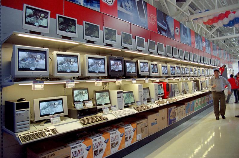 Vremurile când LCD-ul era un lux