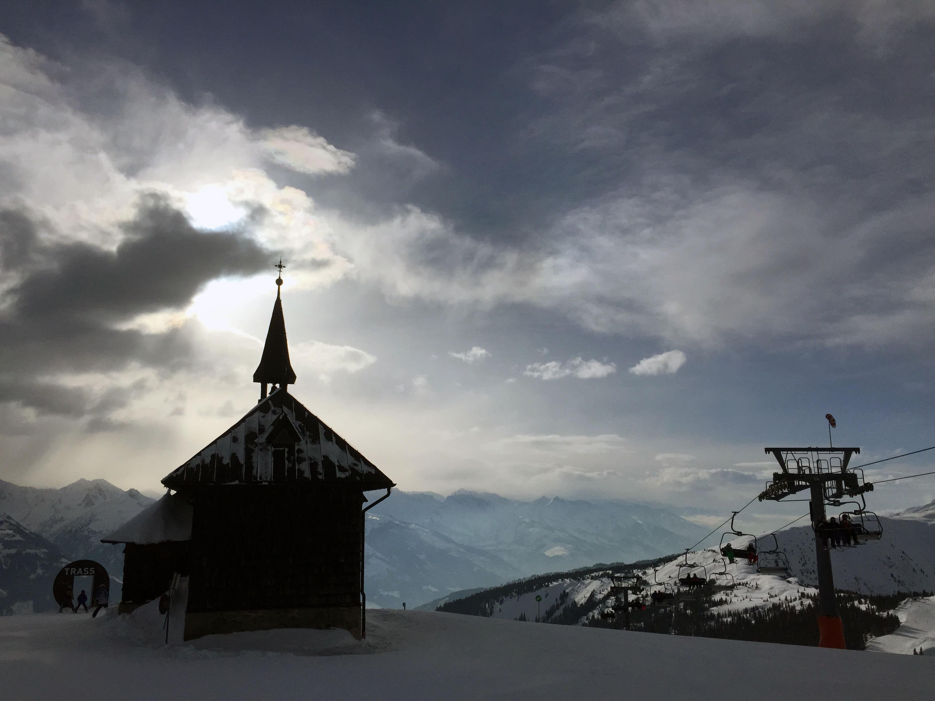 biserica schmittenhohe